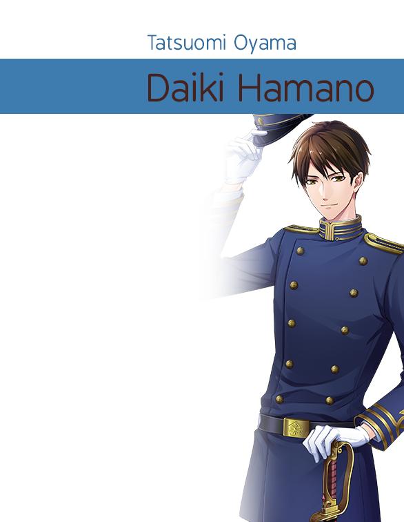 Tatsuomi Oyama Daiki Hamano