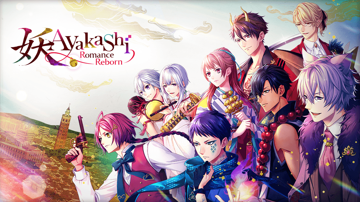 APP IS NOW AVAILABLE TO DOWNLOAD! – Ayakashi: Romance Reborn